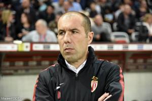Leonardo Jardim, ici sous les couleurs de l'AS Monaco.