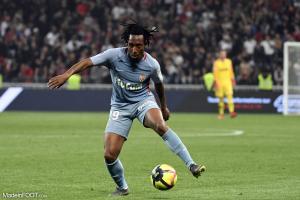 Gelson Martins, ici sous les couleurs de l'AS Monaco.