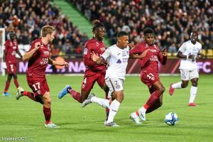 Kevin N'Doram est transféré au FC Metz.