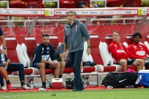 Le groupe du Stade Brestois 29 pour la réception de l'AS Monaco.