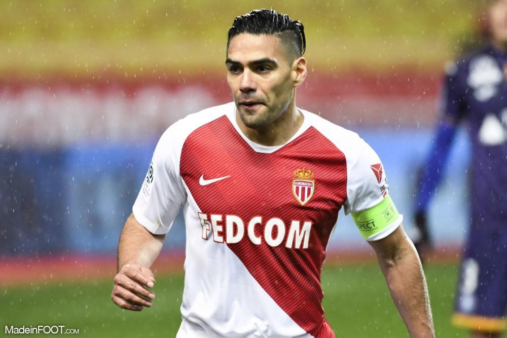 Radamel Falcao est lié à l'AS Monaco jusqu'au 30 juin 2020.
