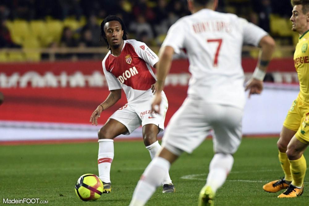 Gelson Martins a déjà mis tout le monde dans sa poche à l'AS Monaco.