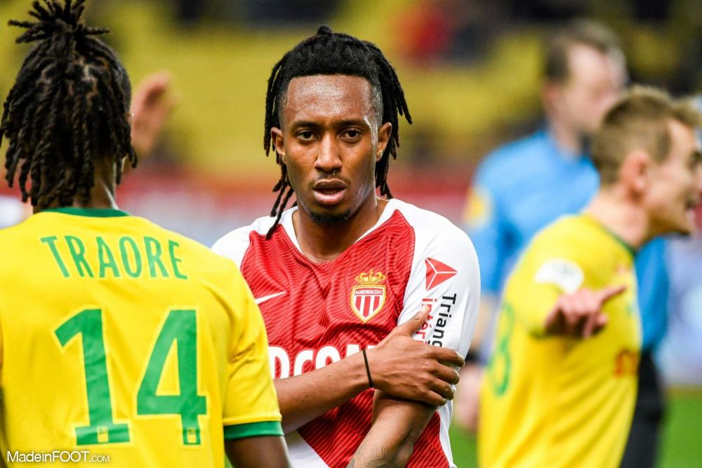 Gelson Martins prolonge son aventure à l'AS Monaco.