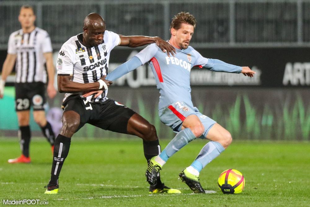 Monaco et Angers se quittent bons amis