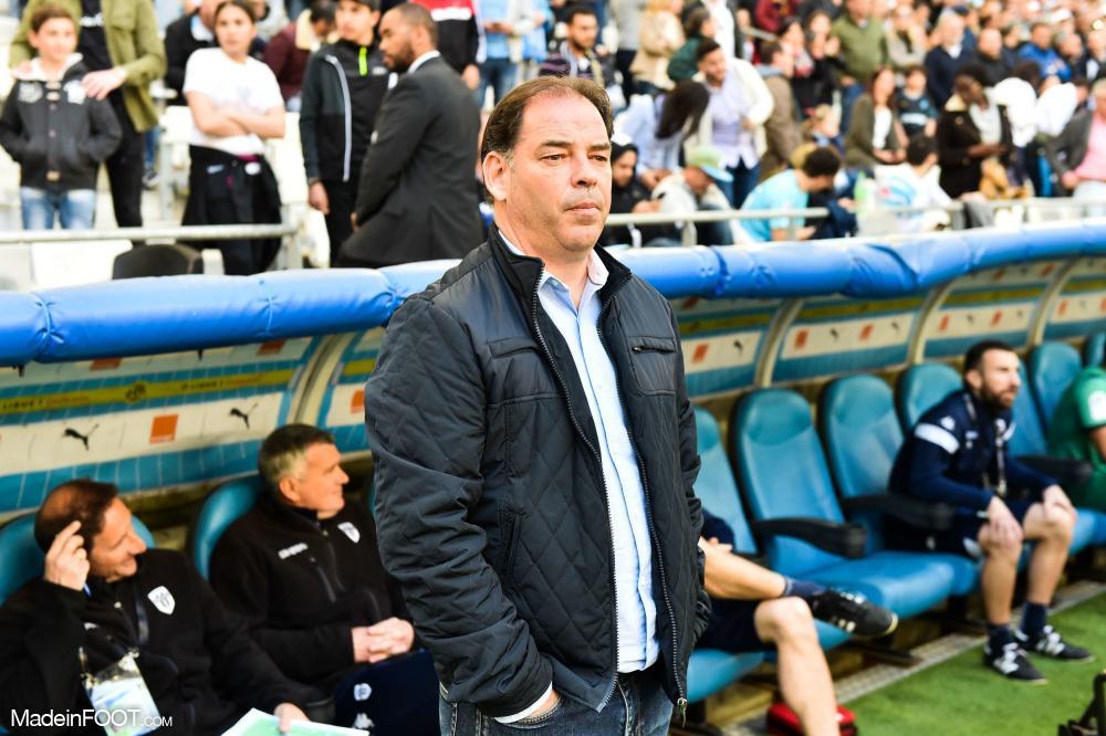 Le groupe du SCO Angers pour le déplacement sur la pelouse de l'AS Monaco.
