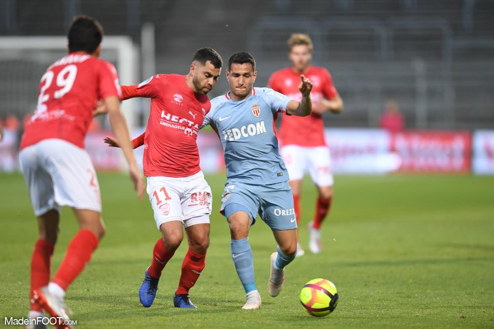 Les Crocos ont dominé Monaco (1-0) lors de la 36e journée.