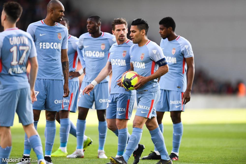 Le classement UEFA des clubs français.