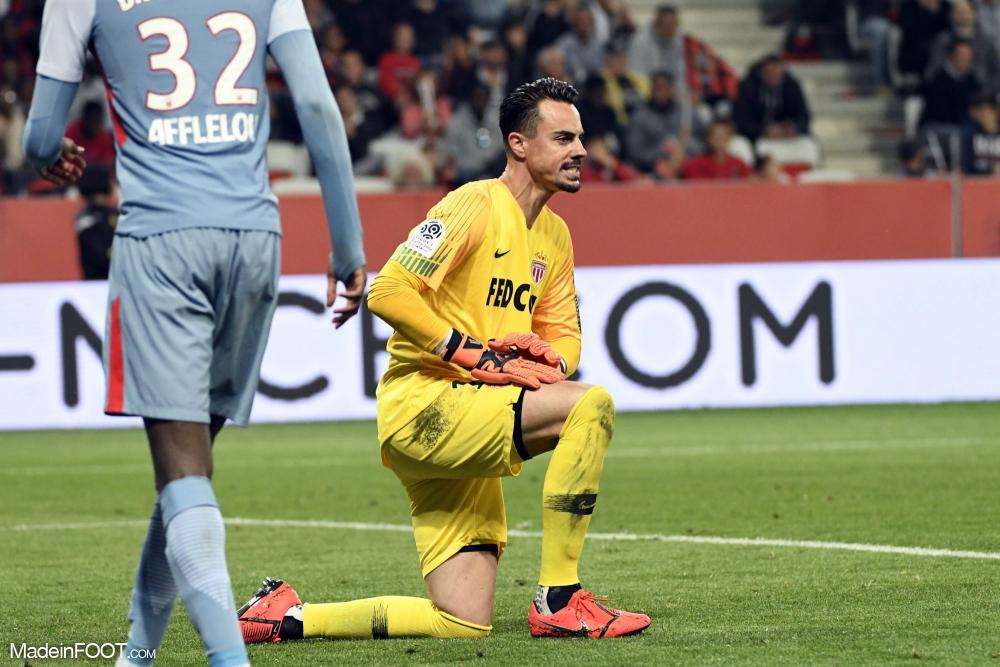 La compo officielle de l'AS Monaco face à Lokeren (Belgique).