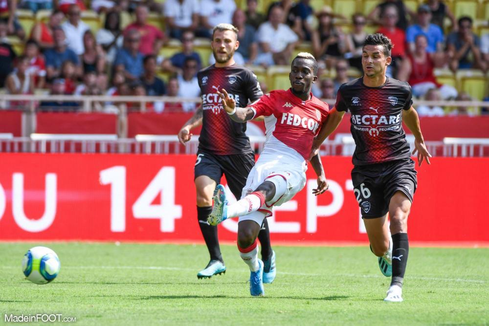 Henry Onyekuru quitte l'AS Monaco pour le Galatasaray SK.