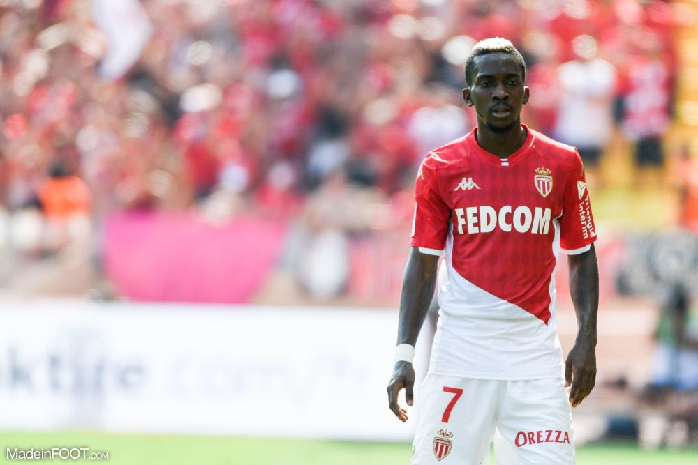 Henry Onyekuru aura disputé 8 matchs sous le maillot de l'ASM, pour aucun but inscrit