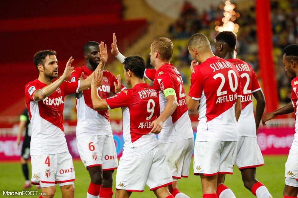Monaco veut se débarrasser de 30 joueurs