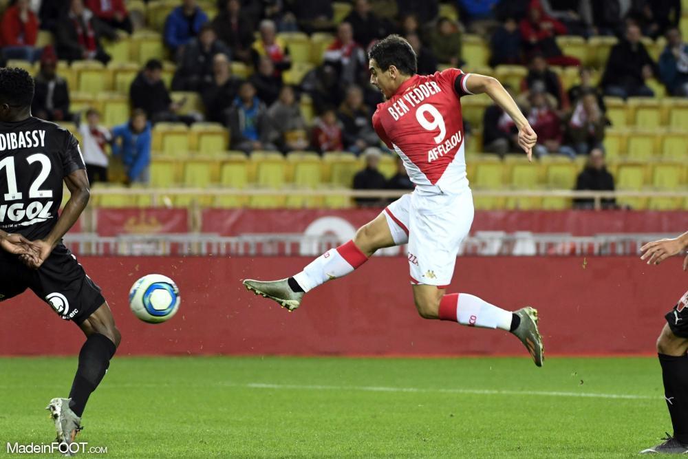 Ben Yedder a délivré Monaco.