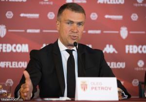 Oleg Petrov, le Vice-Président Directeur Général de l'AS Monaco.