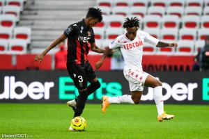 L'album photo du match entre l'OGC Nice et l'AS Monaco.