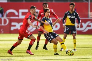 Wissam Ben Yedder, attaquant de l'AS Monaco