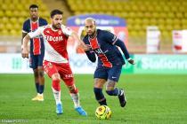 Cesc Fabregas (Monaco), Neymar (PSG)