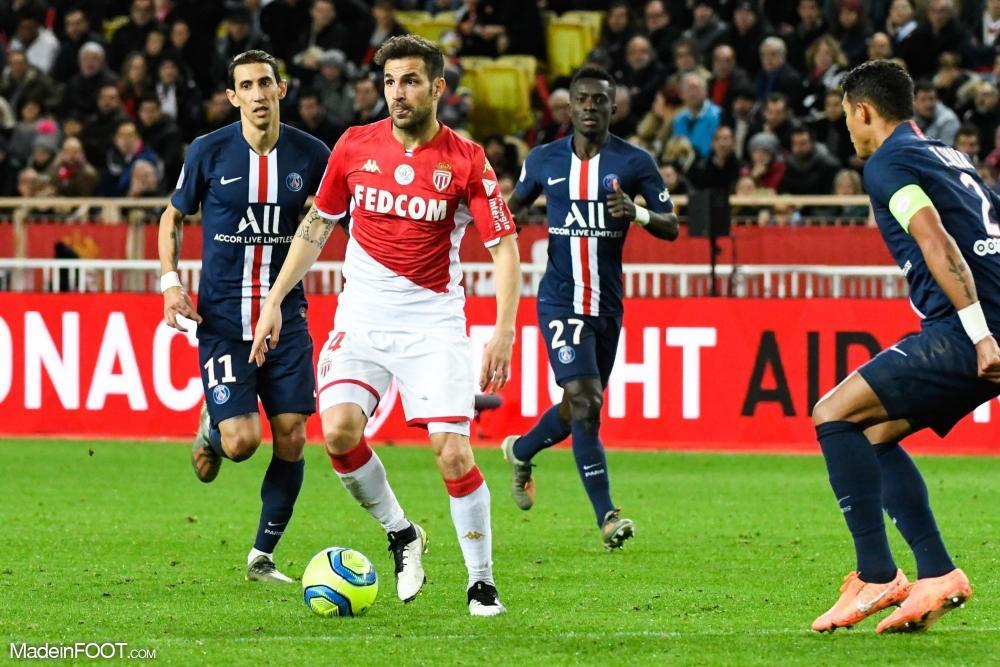 Cesc Fàbregas a inscrit le but de la victoire sur pénalty (84ème)
