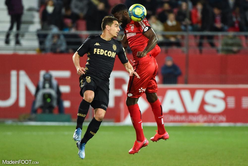 Le Dijon FCO et l'AS Monaco se sont quittés dos à dos (1-1), ce samedi soir en Ligue 1.
