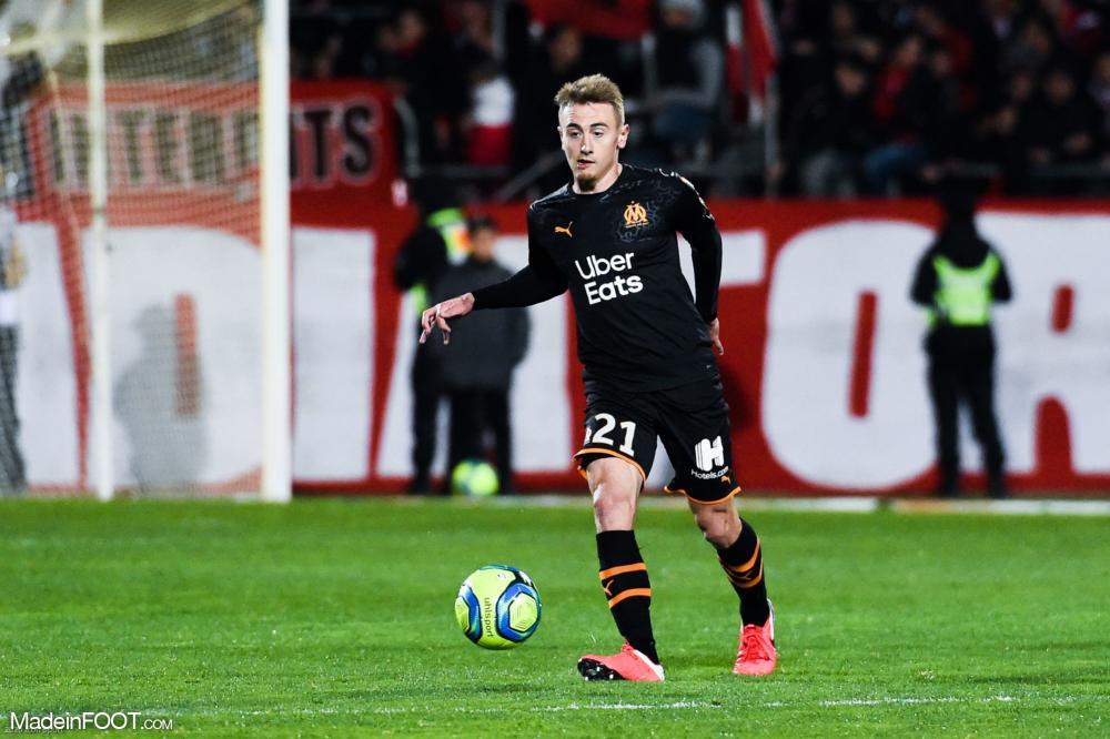 Valentin Rongier est admiratif du projet de l'AS Monaco