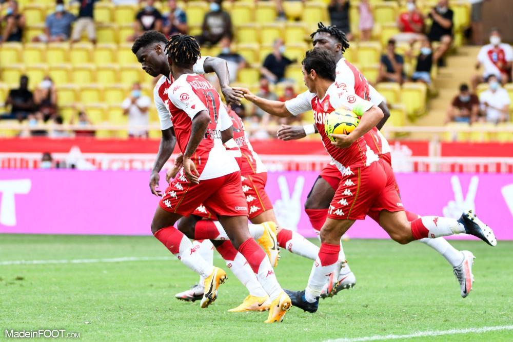 Les compos officielles du match entre le Stade de Reims et l'AS Monaco.