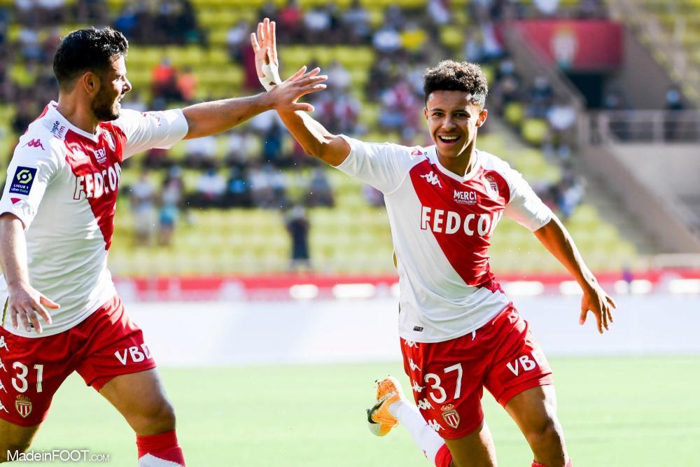 L'AS Monaco a dominé le FC Nantes (2-1), ce dimanche après-midi en Ligue 1.