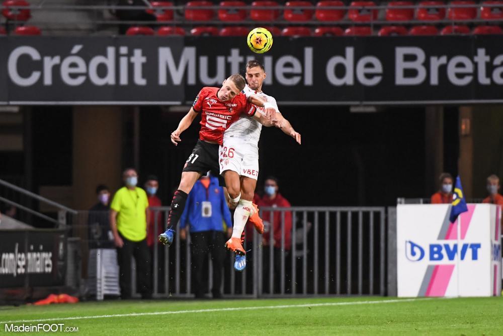 L'AS Monaco s'est inclinée face au Stade Rennais FC (2-1), ce samedi soir en Ligue 1.
