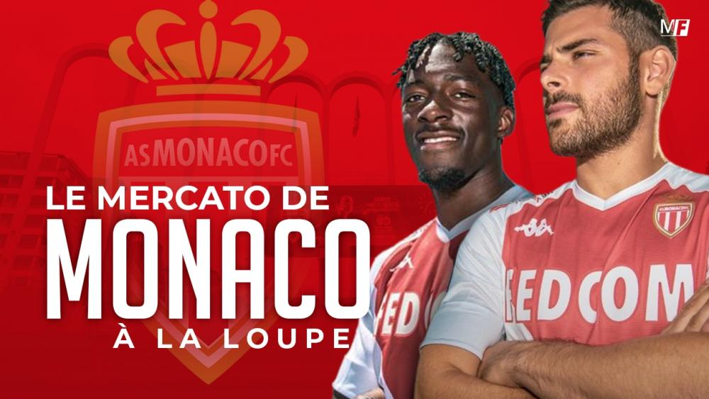 L'analyse du mercato de l'AS Monaco