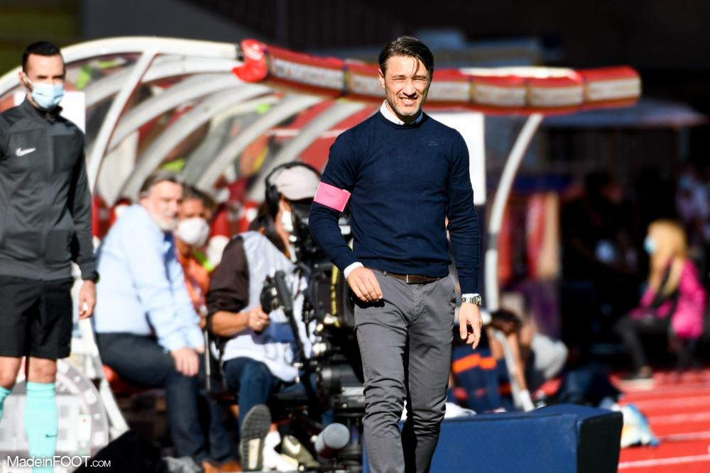 Niko Kovac se plait à Monaco