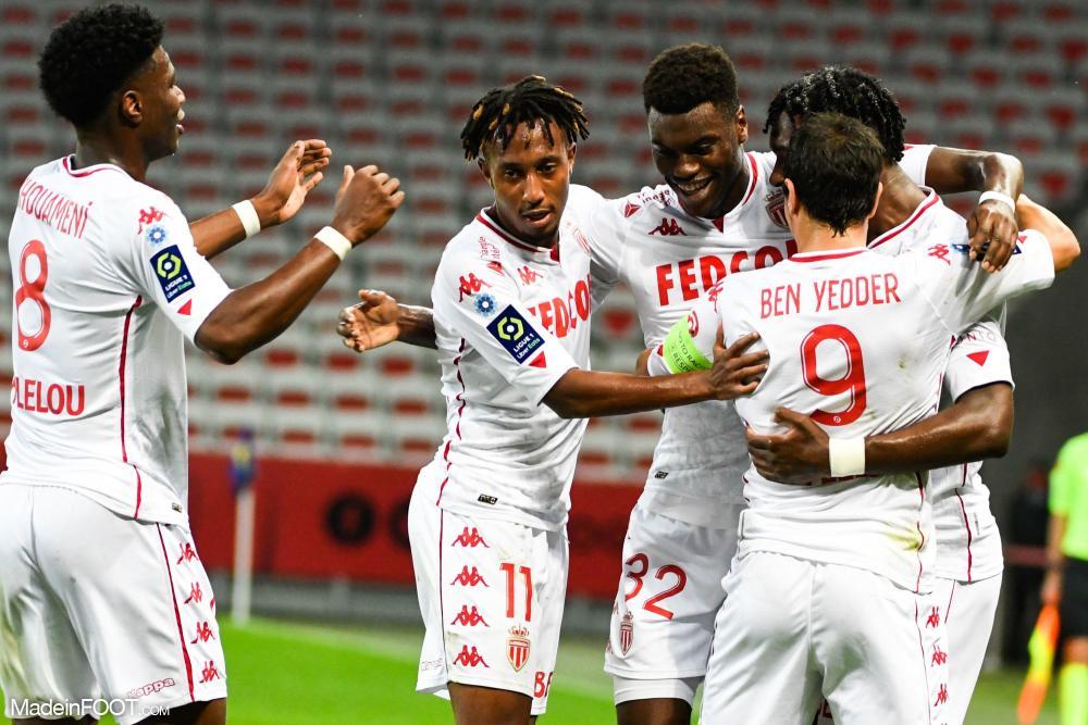 L'AS Monaco s'est imposée sur la pelouse de l'OGC Nice (1-2), ce dimanche après-midi en Ligue 1.
