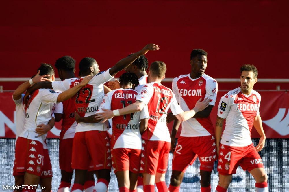 L'AS Monaco dévoile sa nouvelle marque.