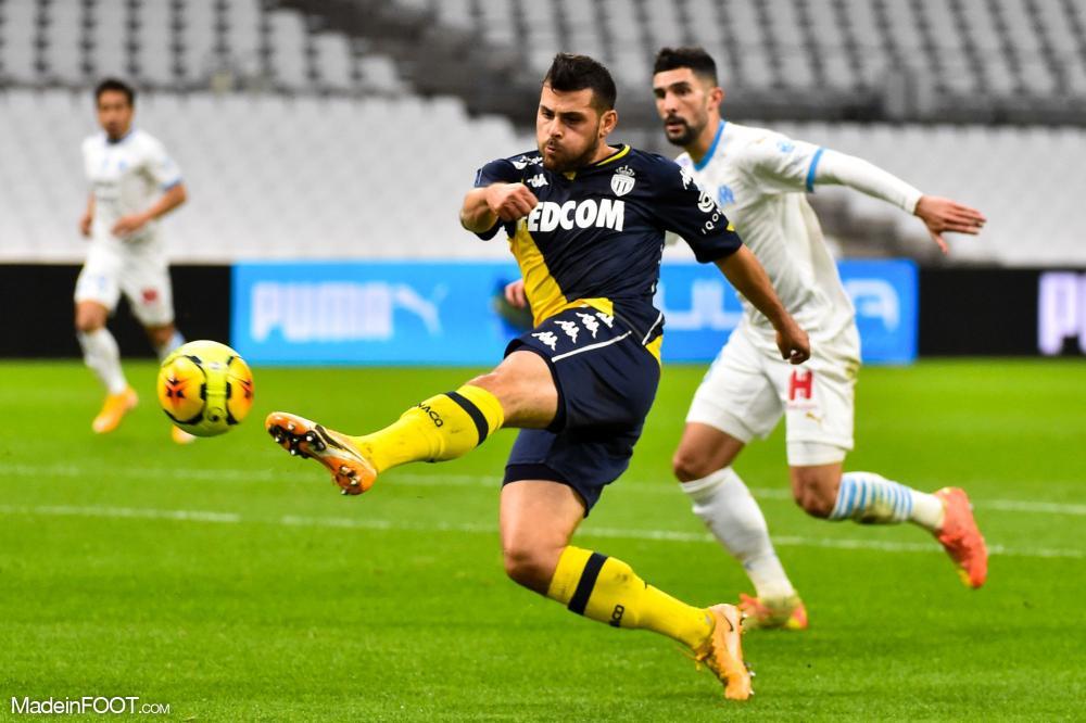 L'AS Monaco s'est inclinée face à l'Olympique de Marseille (2-1), ce samedi après-midi en Ligue 1.