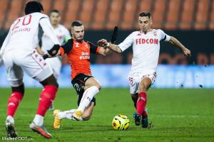 L'album photo du match entre le FC Lorient et l'AS Monaco.