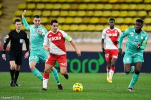 L'album photo du match entre l'AS Monaco et le SCO Angers.