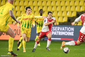 L'album photo du match entre le FC Nantes et l'AS Monaco.