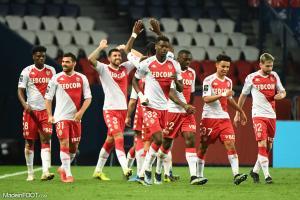 Monaco avait fait match nul (2-2) à l'aller