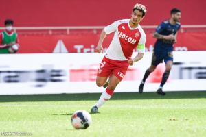 Ben Yedder avec l'AS Monaco