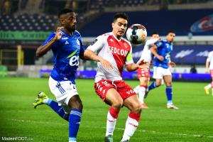 L'album photo du match entre le RC Strasbourg Alsace et l'AS Monaco.