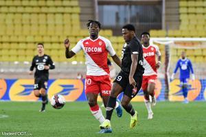 L'album photo du match entre l'AS Monaco et le Lille OSC.