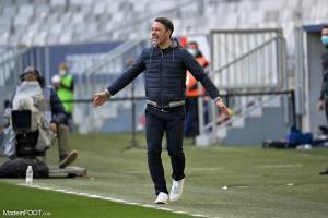 ASM - Niko Kovac est déterminé à gagner tous les matchs