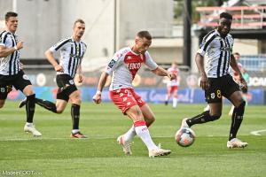 L'album photo du match entre le SCO Angers et l'AS Monaco.