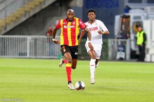 L'album photo du match entre le RC Lens et l'AS Monaco.