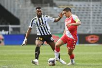 Coulibaly (Angers), Ben Yedder (ASM)
