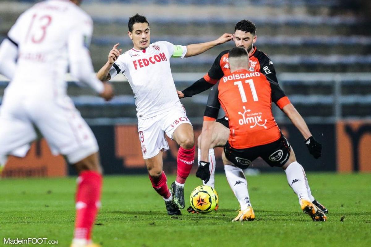 L'AS Monaco a dominé le FC Lorient (2-5), ce mercredi soir en Ligue 1.