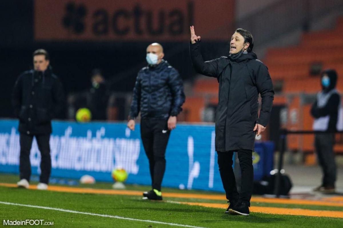 Kovac est déçu