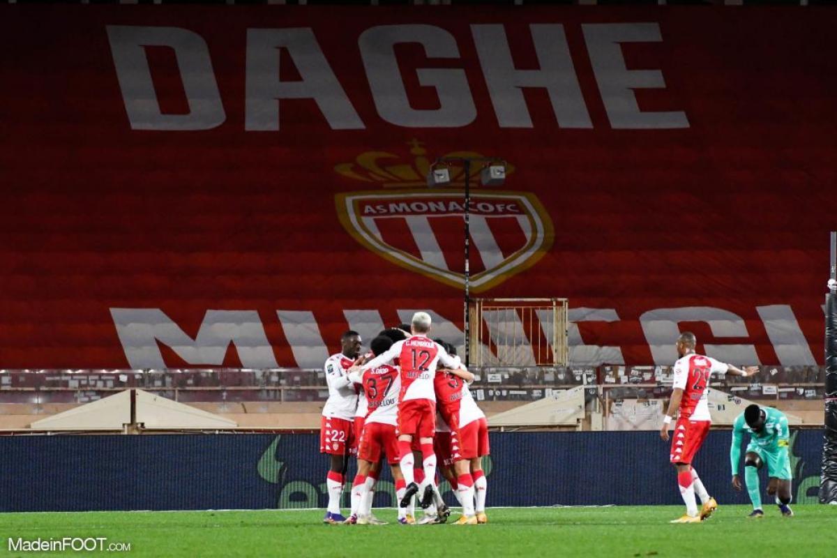 L'AS Monaco poursuit sa pré-saison.