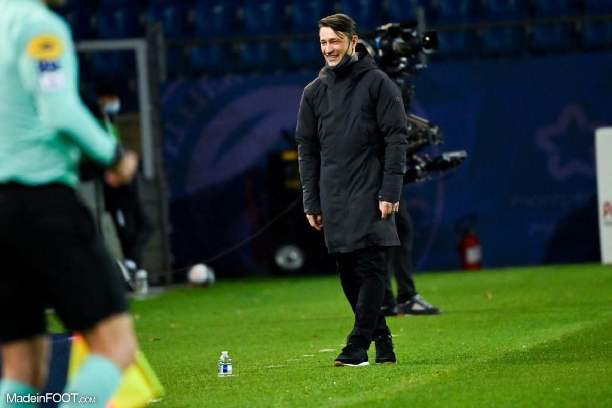 Niko Kovac, le coach de l'AS Monaco
