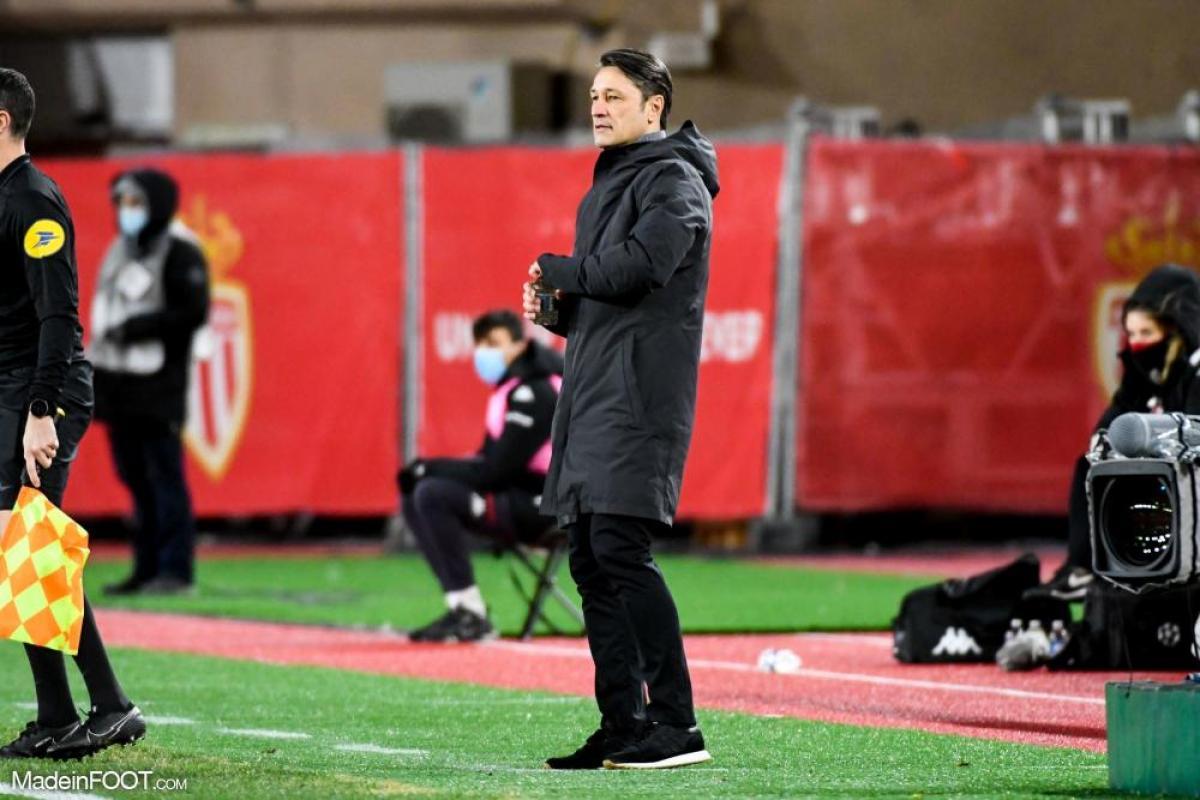 L'AS Monaco est actuellement troisième de Ligue 1, un point devant l'Olympique Lyonnais et une longueur derrière le Paris Saint-Germain