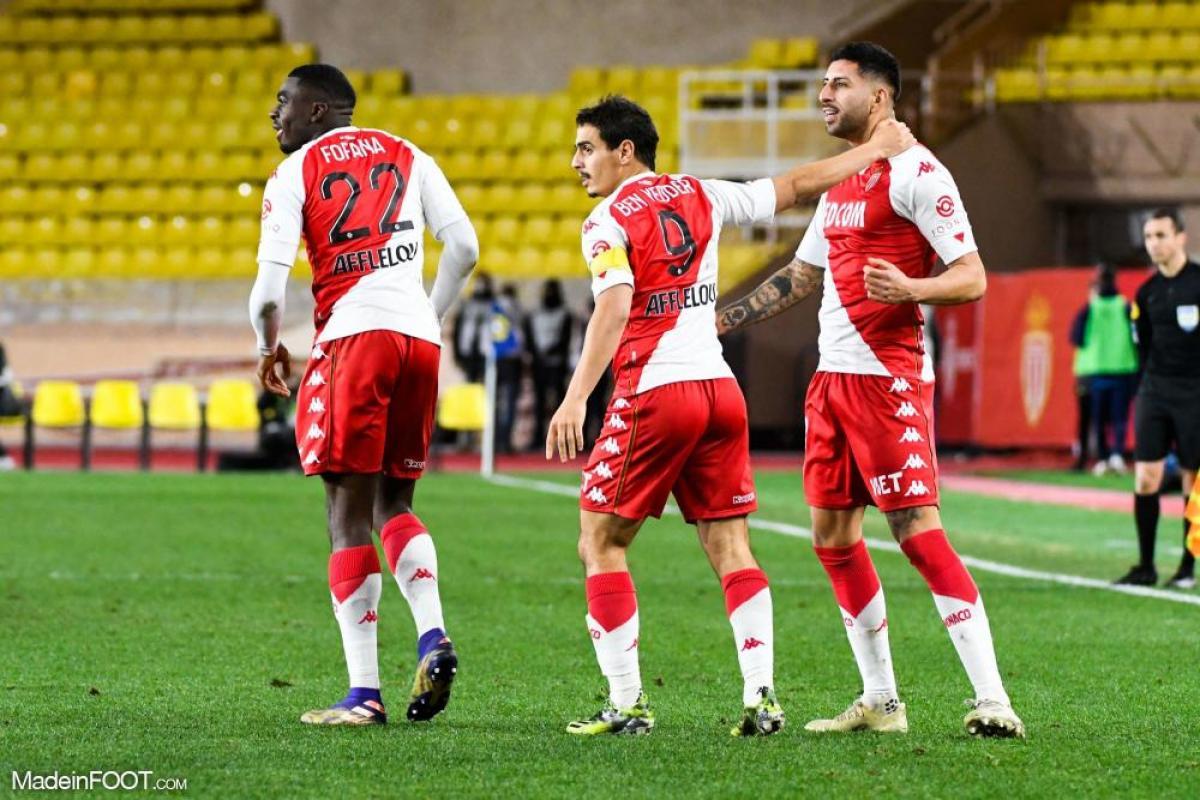 Monaco ne s'arrête plus de gagner