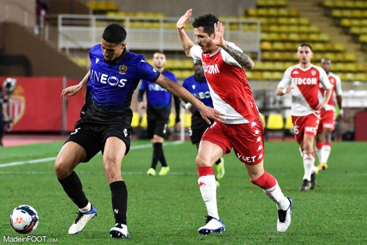 L'album photo du match entre l'AS Monaco et l'OGC Nice.
