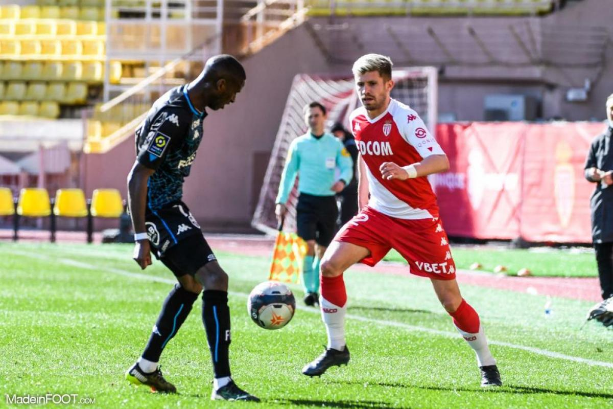 Cette saison, Caio Henrique a disputé 32 matchs sous les couleurs de l'ASM